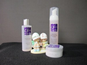 Epi Color Care - to hold your curls
